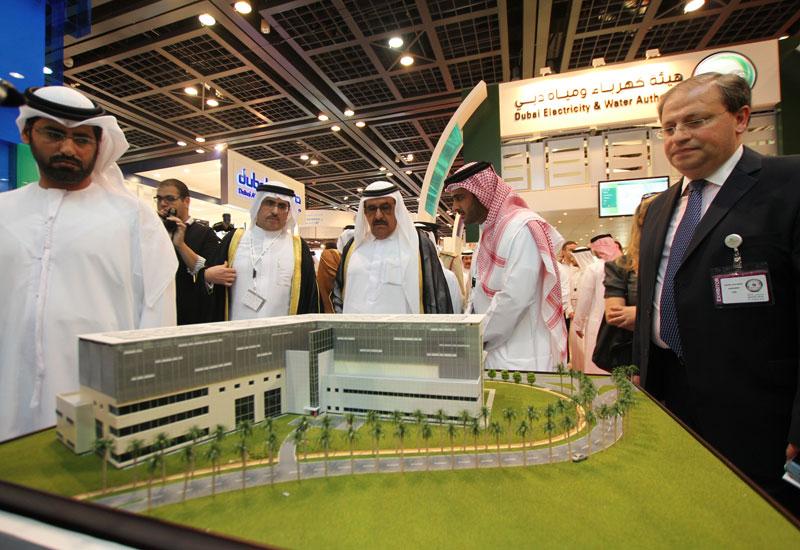 HH Sheikh Hamdan Bin Rashid Al Maktoum, Deputy Ruler of Dubai and Minister of Finance, visited Empower?s stand at WETEX.