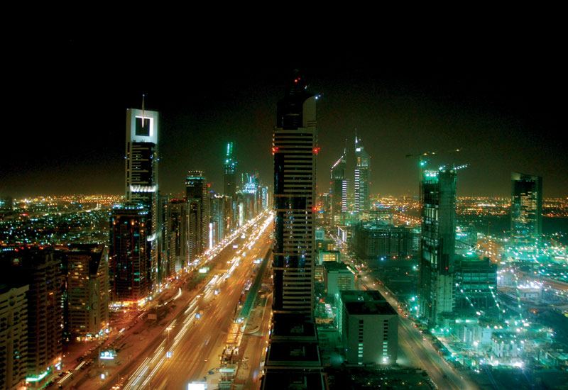 Energy efficiency is a key area for the Middle East.