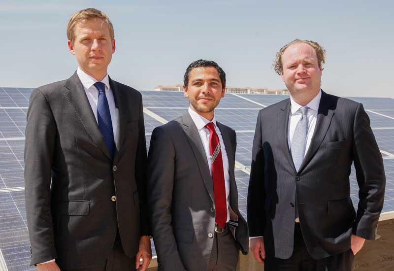 Enviromena's founders (L-R): Erik Voldner, Sami Khoreibi and Sander Trestain.