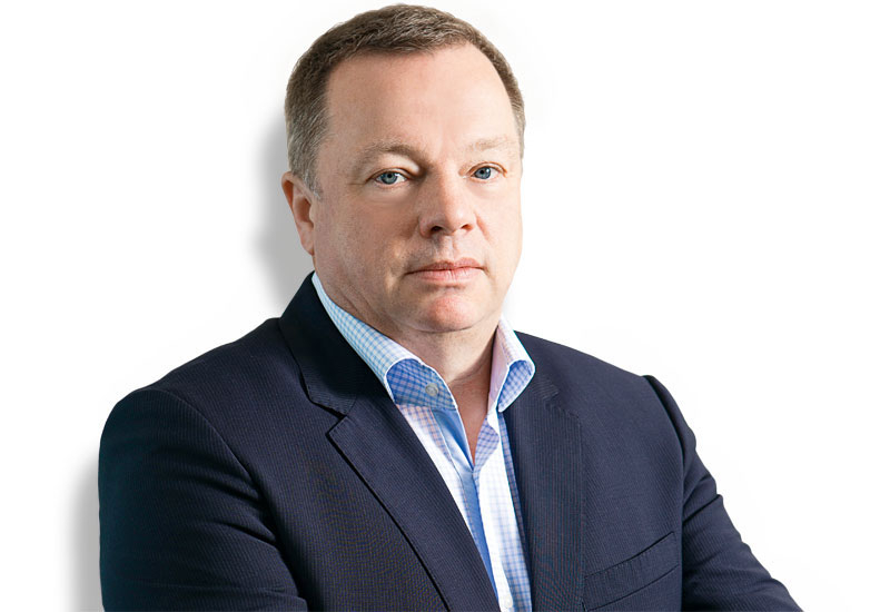 Frank Duggan, President, Asia, Middle East and Africa, ABB