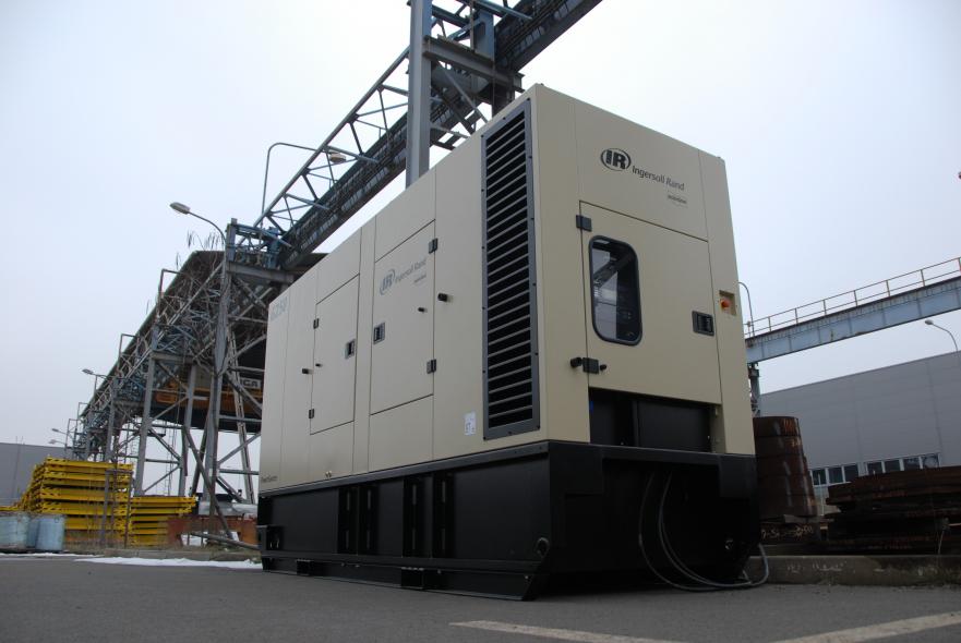A DIPP PowerSource generator.