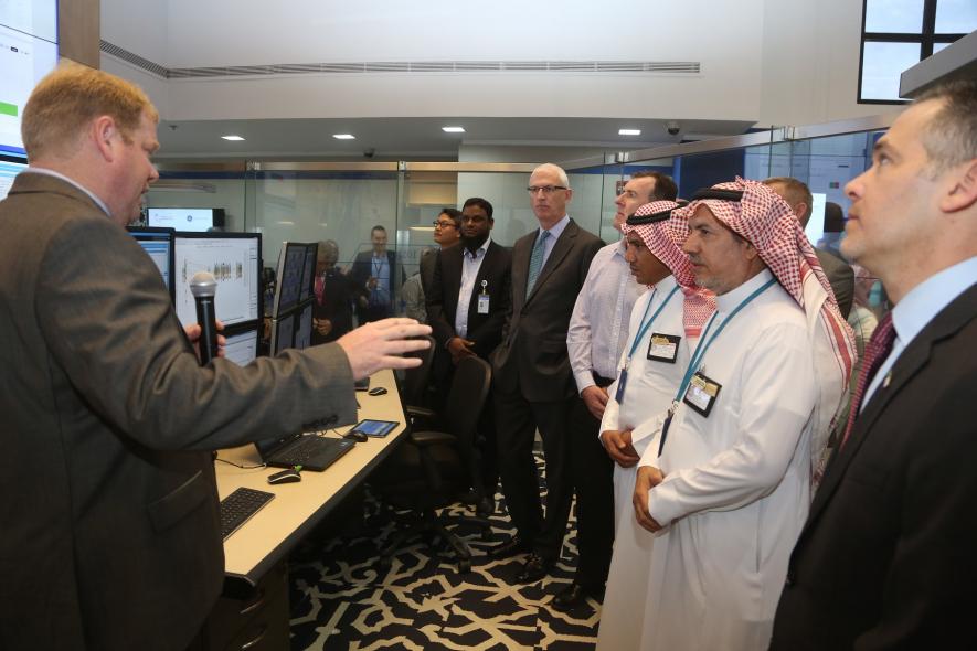 GE, KSA, Monitoring & diagnostic centre, SAUDI, Saudi arabia, Sec, News