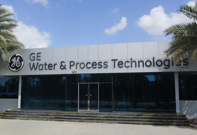 GE water, News