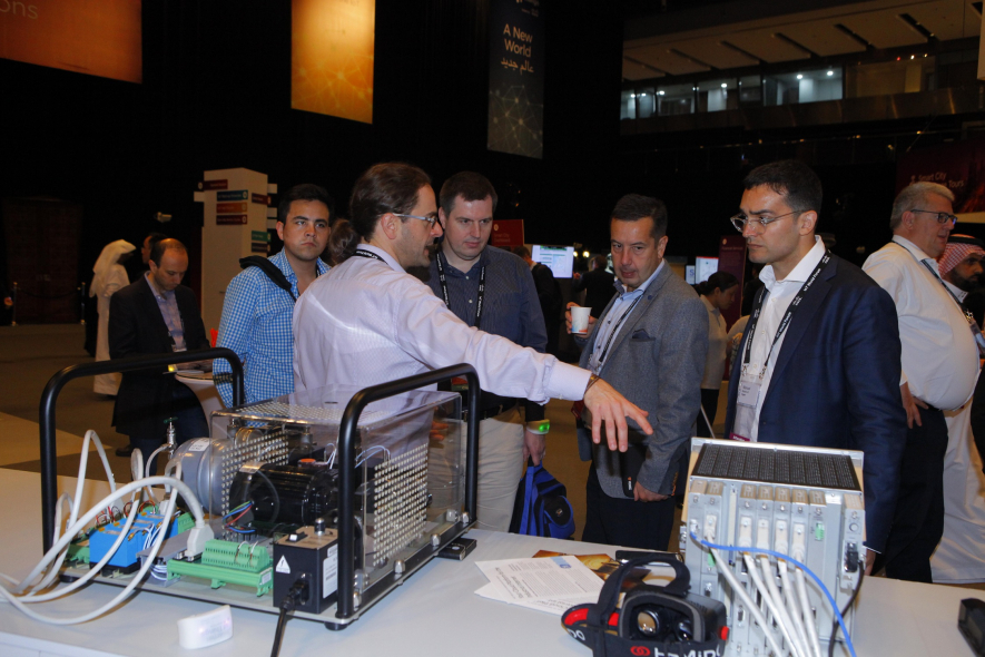 GE at the 2015 Internet of Things World  Forum