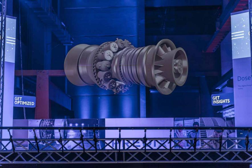 Gas turbines, GE, SAUDI, News
