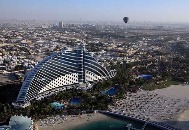 By complying with initiatives such as the Green Globe Certification, Dubai's hotels can cut utility costs by 20%. (GETTY)