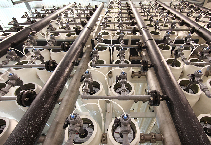 Spanish-led consortium wins $55m desal plant contract for Ajman. (Getty Images)