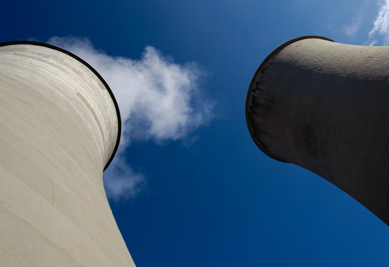 Siemens is to build a turnkey combined-cycle power plant in Abu Dhabi. (Getty Images)