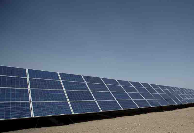 Saudi plans to generate 10 per cent of its energy via solar by 2020. (Getty Images)