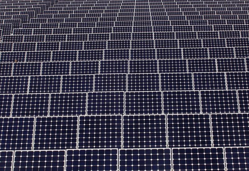 Yingli Solar has supplied 65kW of PV modules to Jordan's Kawkabuna. (GETTY IMAGES)