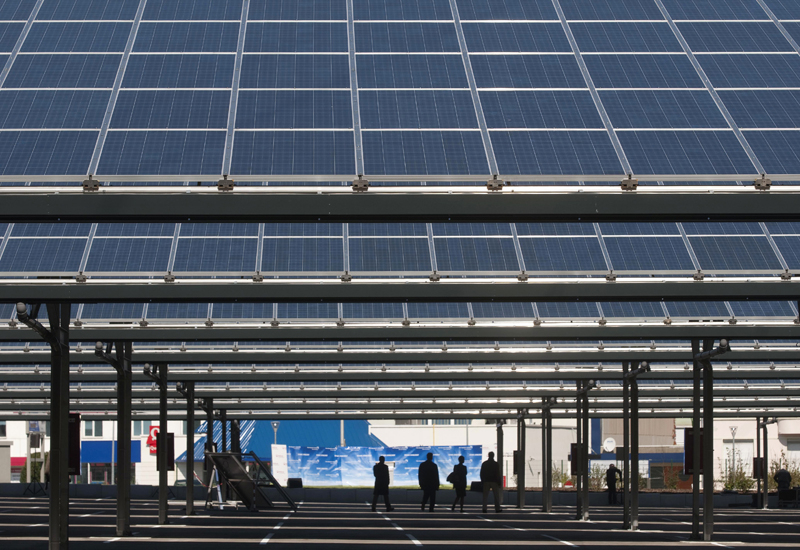 ABB develops solar plant in Italy. (Getty Images)