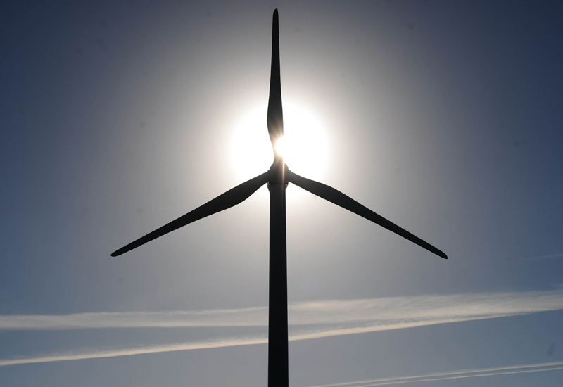 Renewable investment in the Middle East rose 104 per cent last year. (Getty Images)