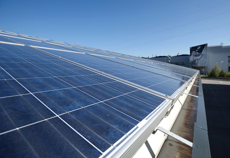 Qatar Solar Technologies wins best joint venture MEA award.