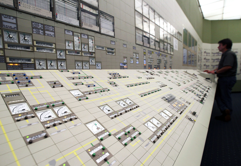 Emerson is to supply four new Chinese nuclear reactors with control technology. (Getty Images)