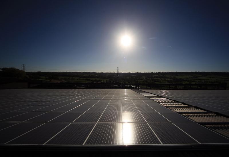 Masdar to build second solar farm in Abu Dhabi (Getty Images)