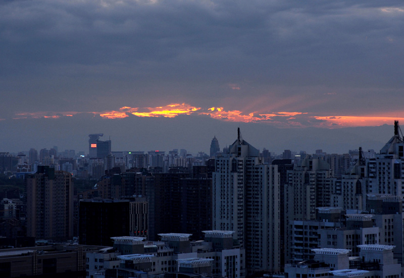 China to start power outages early this summer, following an increase in coal prices. (Getty Images)