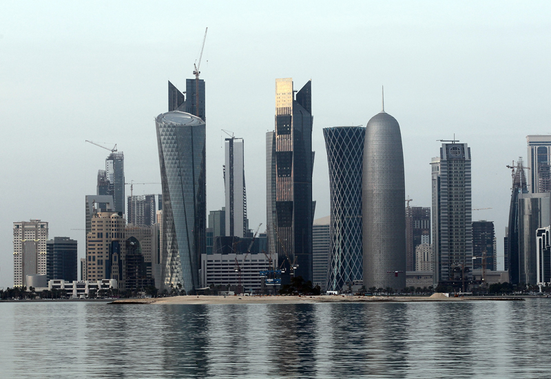 Qatar's total energy consumption increased by 14.1% in 2011 - the highest growth rate in the world. (GETTY IMAGES)