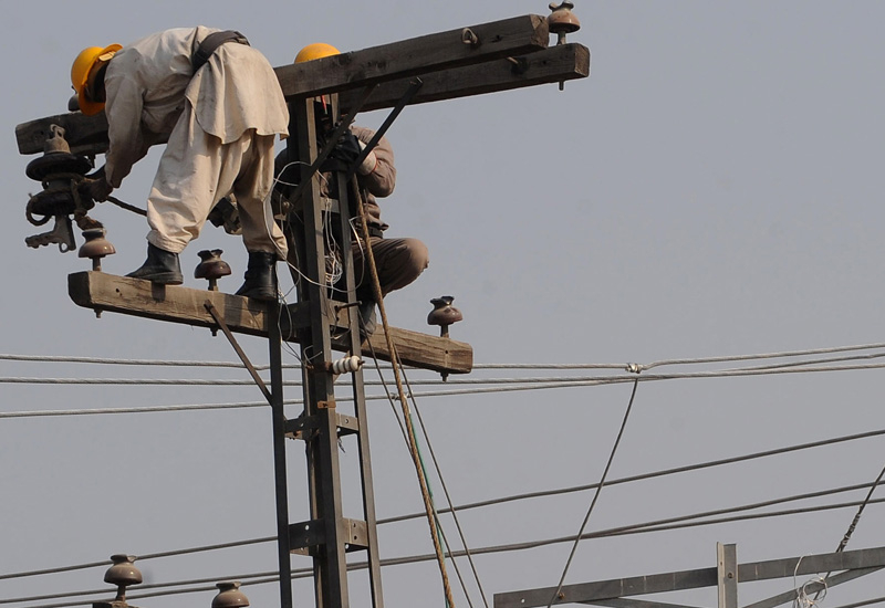 Sharja's ruler has demanded better power infrastructure to prevent rolling blackouts. (Getty Images)