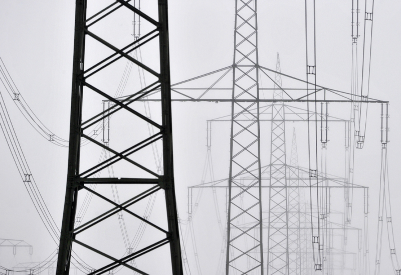 Long-awaited Iraq power station begins experimental launch. (Getty Images)