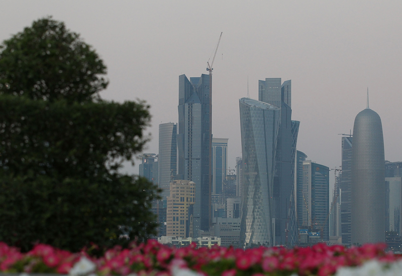 Qatar is to address its pollution and emissions with a new green policy. (Getty Images)