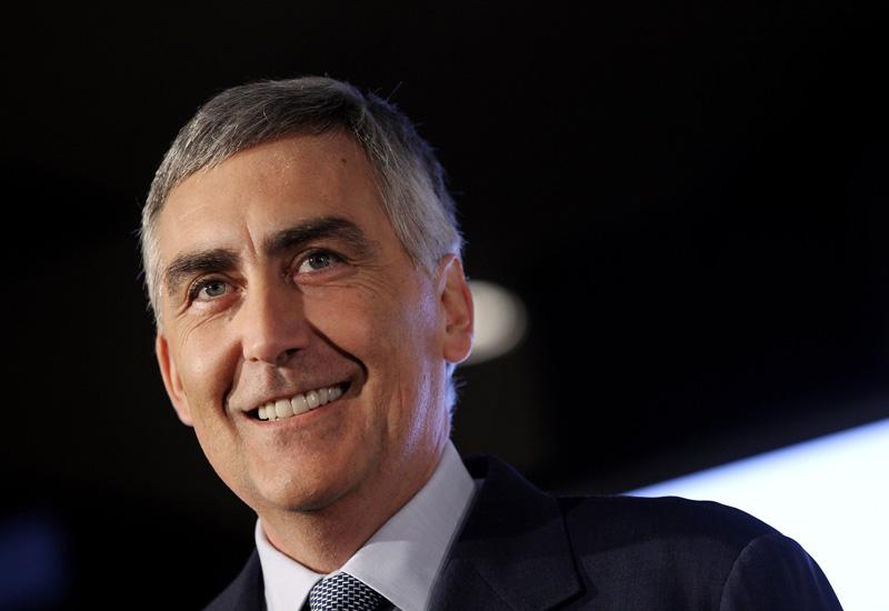 Peter Loescher, CEO of Siemens AG