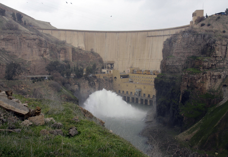 China to help Iran build world's tallest dam. (Getty Images)