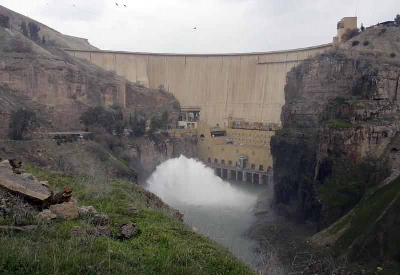 Saudi dam projects green lit.