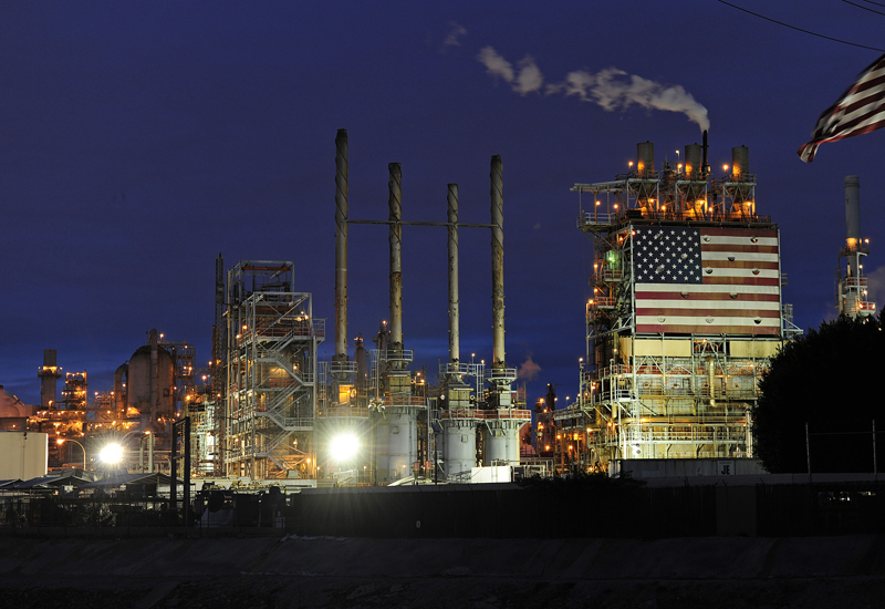 US petroleum institute seeks foothold in Middle East by hosting Doha conference. (Getty Images)