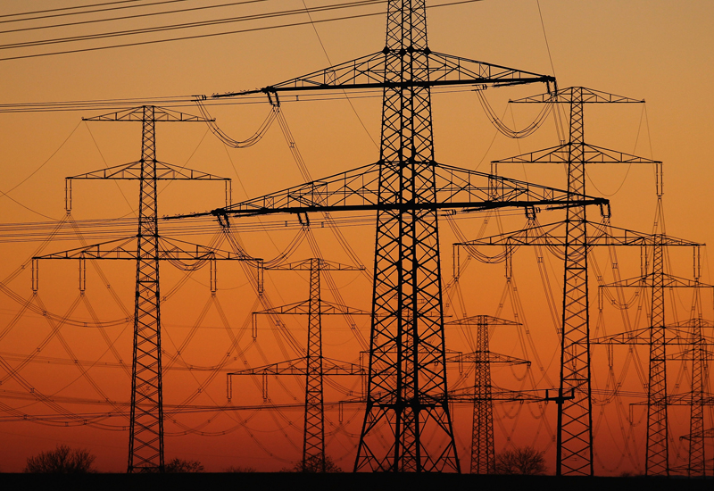 UAE's power generation is expected to top 40 per cent growth by 2020. (Getty Images)
