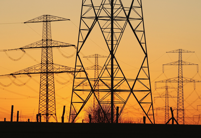 Jordan currently has a generating capacity of around 3,000 MW. (GETTY IMAGES)