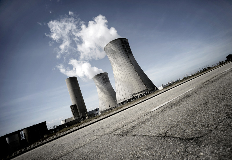 Jordan's nuclear commission receives financial bids for controversial power plant. (Getty Images)