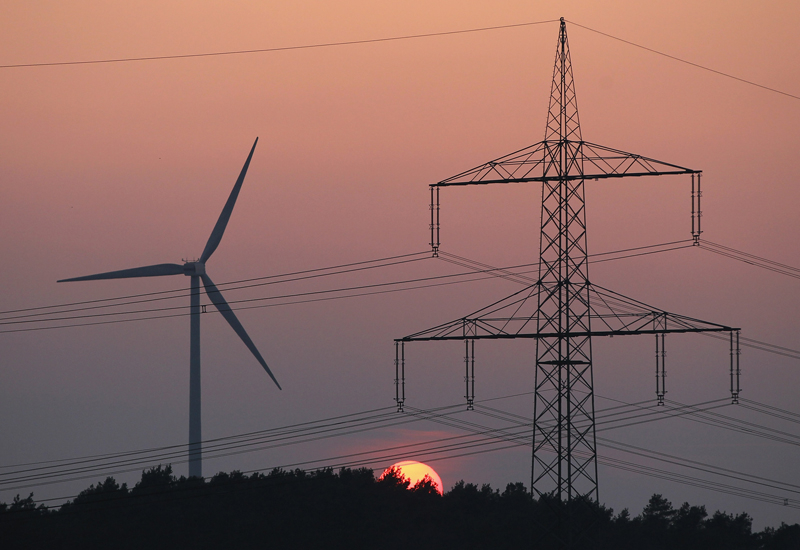 Saudi Arabia's peak power demand is set to triple in the next two decades. (Getty Images)