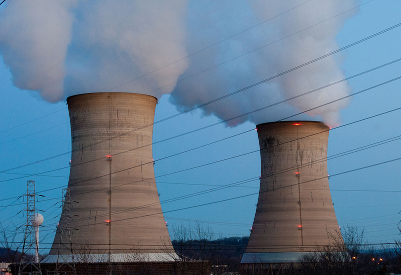 Nuclear power generation is gaining momentum in the Middle East