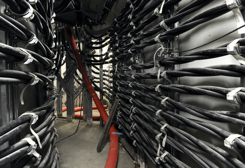 DEWA's new Al Barshaa substation will help secure power supply to Dubai. (Getty Images)