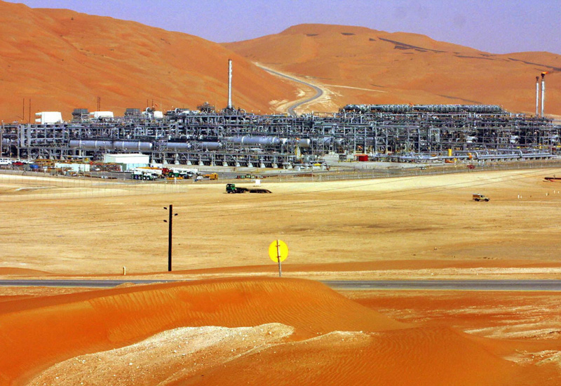 Siemens has inked a deal with Saudi Aramco to build the company's NGL project at Shaybah. (Getty Images)