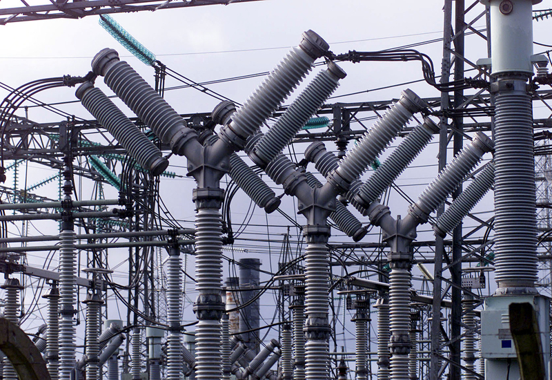 New Siemens grid station for Abu Dhabi. (Getty Images)
