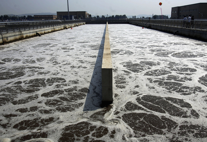 AES Arabia wins offshore wastewater contract. (Getty Images)