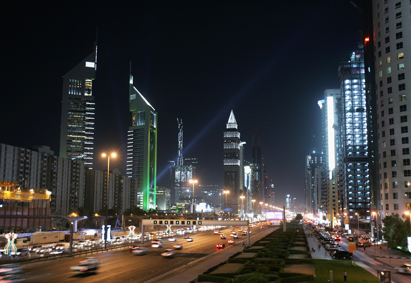 Residents and businesses in Dubai are encouraged to 'switch off' for Earth Hour