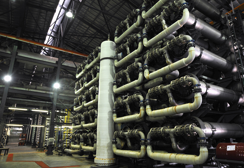 Iran to produce desalinated water from Caspian Sea. (GETTY IMAGES)