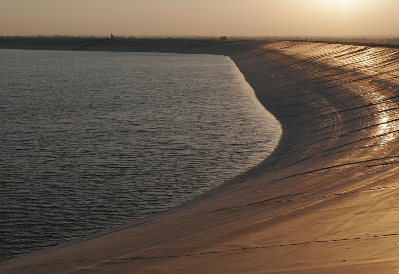 Oman will complete 29 dams for water infrastructure by 2012. (Getty Images)