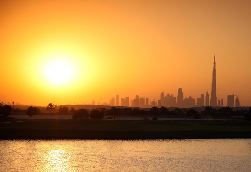 Green building techniques and use of solar technology could revolutionise the Middle East's reliance on traditional energy. (Getty Images)