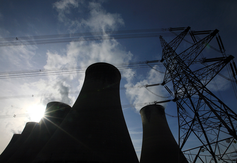 Gas from the facility will be used by a power plant in the city of Dheba. (GETTY IMAGES)