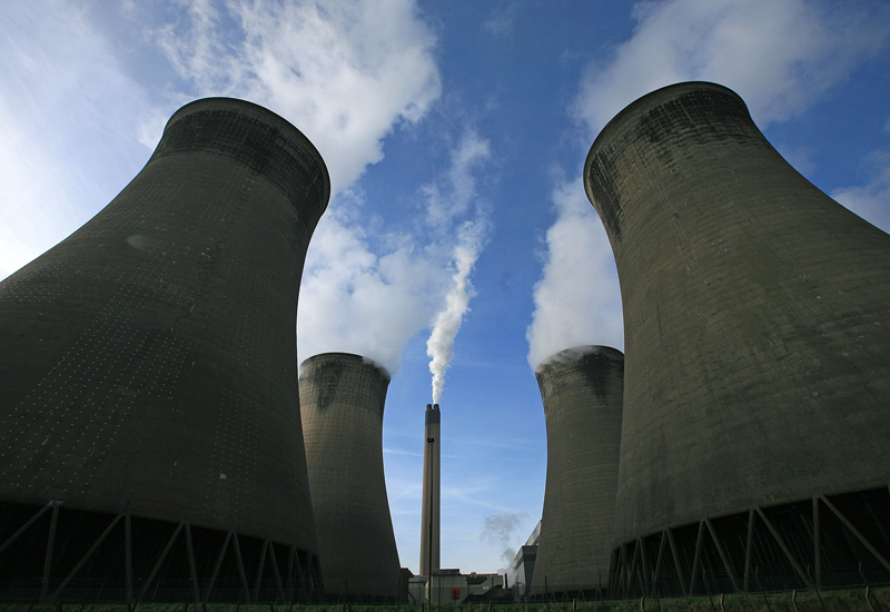 A $923m Syrian power project will provide 750MW of power. (Getty Images)