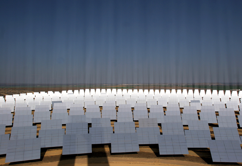 Turkey is set to receive Europe's largest solar farm in a bid to boost renewable output. (Getty Images)