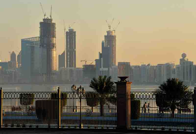 Abu Dhabi introduces waste tarriffs to help curb spending. (Getty Images)
