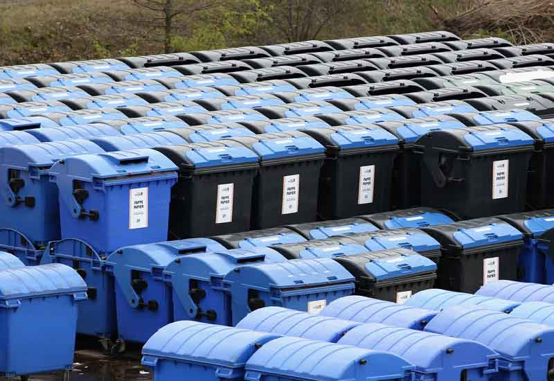 Dulsco becomes the first waste management company in the UAE to introduce RFID technology. (GETTY)