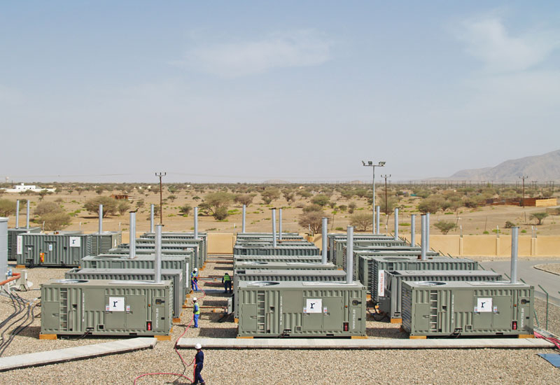 Prospects for the generator market in the Middle East currently look very healthy.