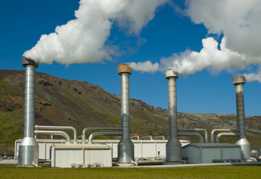 The geothermal power plant will provide clean electricity to over 100,000 people