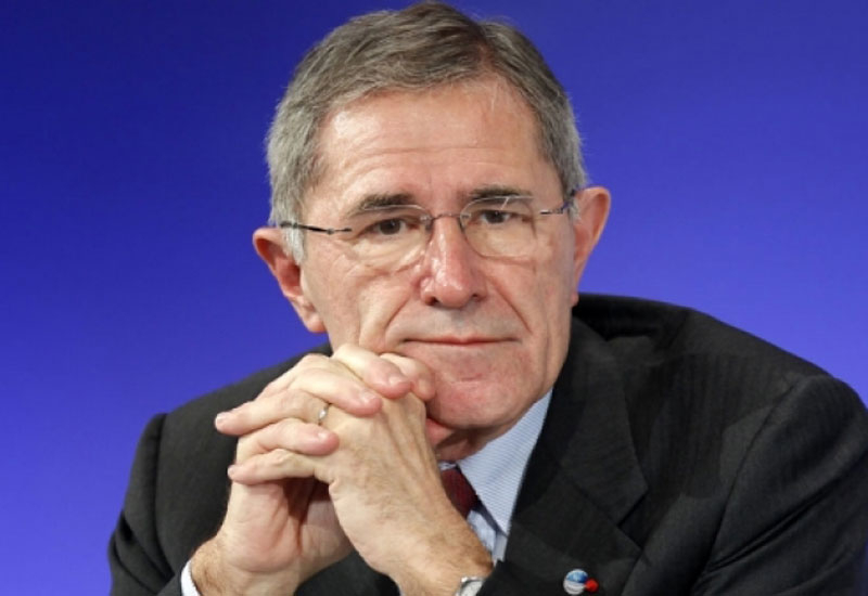 Gerard Mestrallet, CEO of GDF Suez