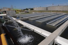 Membranes are going to be more wideley used in wastewater treatment.